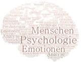Wortwolke Persönlichkeitspsychologie